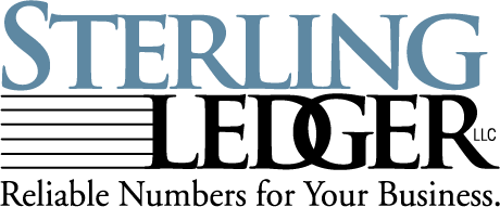 Sterling Ledger LLC. Reliable Numbers for Your Business.